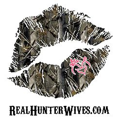 4in Full Color Camo Lips Decal