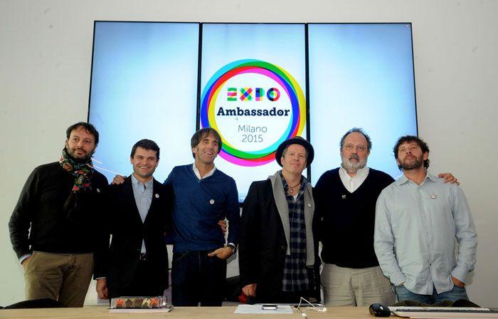 Otto chef spiegano Expo 2015 attraverso otto ingredienti. Gli Chef Ambassador si fanno portatori di ideali e trasmettono i valori legati al tema di Expo 2015: Nutrire il Pianeta, Energia per la Vita.