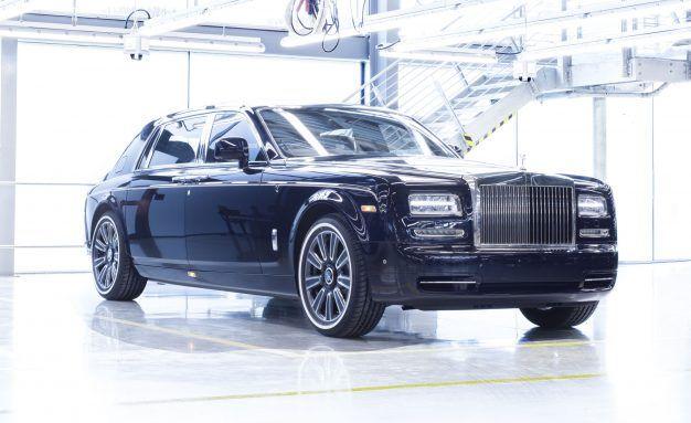 blogmotorzone: Rolls Royce Phantom Blue Velvet. Para leer más visita: http://blogmotorzone.blogspot.com.es/2017/02/rolls-royce-phantom-blue-velvet.html