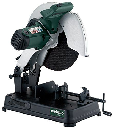 Cheap Metabo CS23-355 602335000 15-Amp 14-Inch Metal Chop Saw https://bestorbitalsanderreviews.info/cheap-metabo-cs23-355-602335000-15-amp-14-inch-metal-chop-saw/