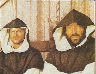 Bud Spencer & Terence Hill 1970 in Vier Fäuste für ein Halleluja