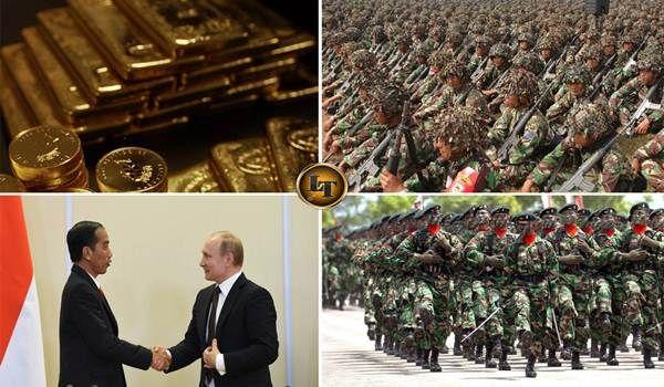Inilah 5 Hal Ini Harus Dipersiapkan Indonesia Jika Perang Duniak Ke-III Terjadi