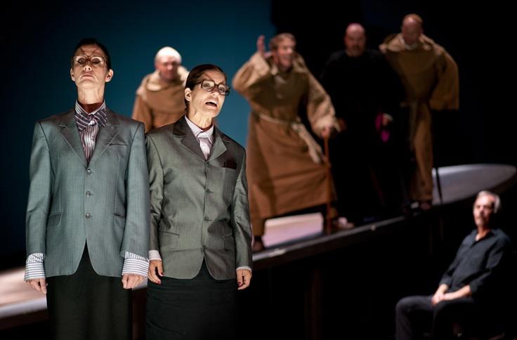LEBEN DES GALILEI // Schauspiel von Bertolt Brecht mit Musik von Hanns Eisler
