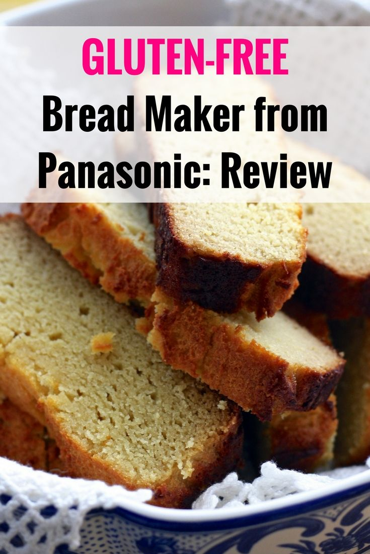 Gluten-free bread maker from Panasonic revealed at CES