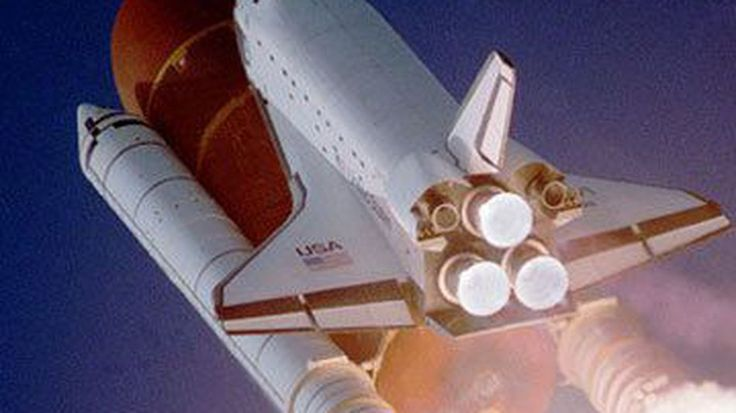 NASA is celebrating the 30th anniversary of the first space shuttle launch, which happened on April 12, 1981 - the same date on which Russian astronaut Yuri Gagarin became the f...