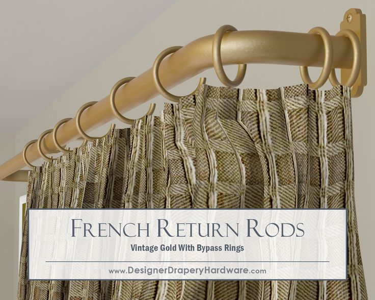 3 Inch Curtain Rod Rings