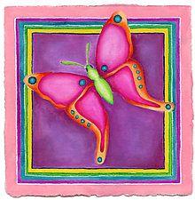 手机壳定制air max  infrared tape Butterfly No  by Rachel Tribble Giclee Print   quot x  quot  Perfect for your little one   s room Get yours at www artfulhome com