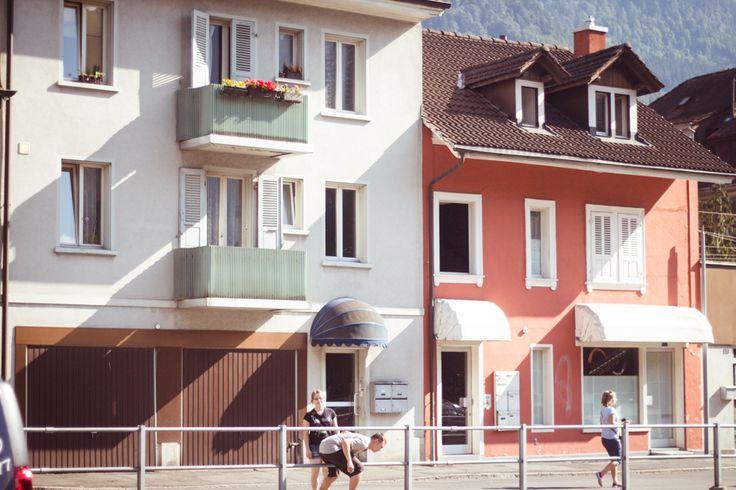 Europe travel Switzerland Interlaken #photography by #suhyeonkim