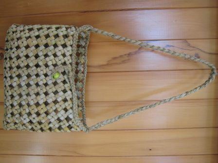 Flax Weaving - Windmill Knot