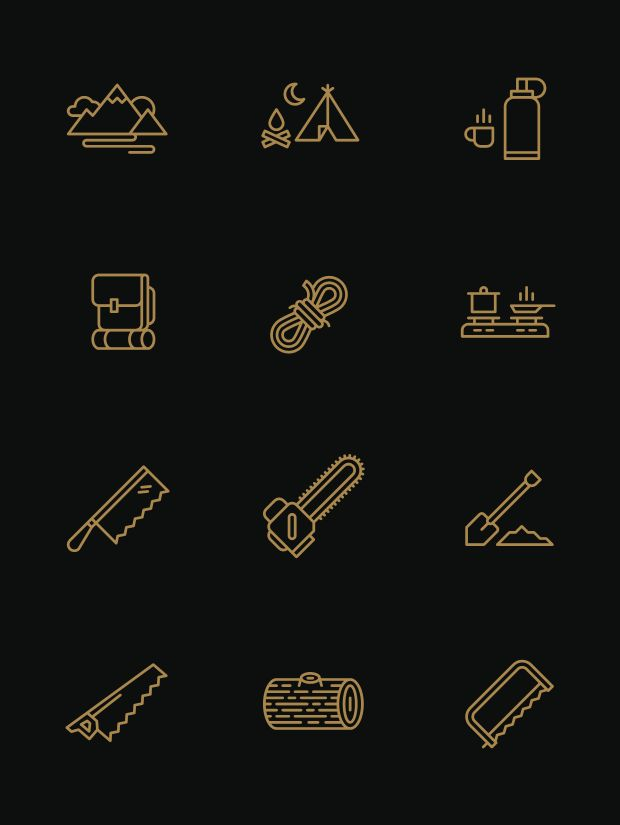Image of Monicons 1 – 100 icons