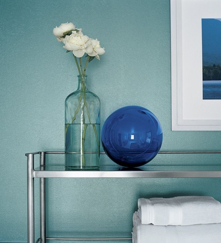 Image Result For Metallic Blue Home