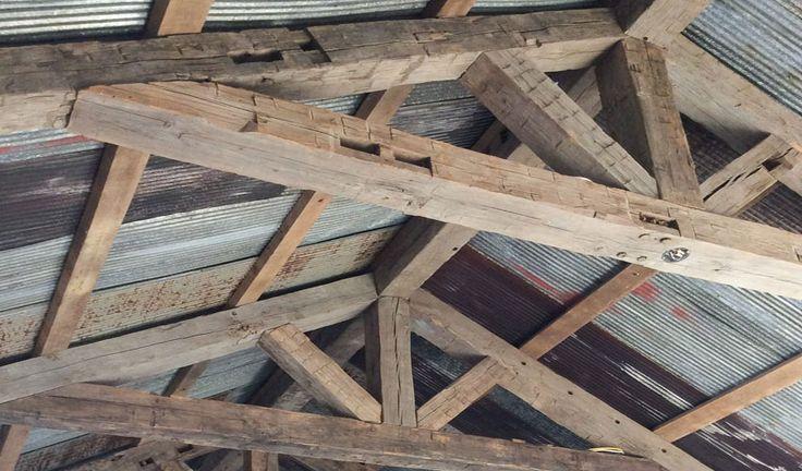 17 best barn beams images on pinterest ceiling beams for Reclaimed wood beams los angeles