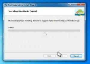 http://sizzlingapps.com/2015/03/install-bluestacks-app-player-windows/  How to install bluestacks in windows flawlessly!!