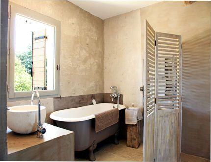 les 25 meilleures idées de la catégorie salle de bains crème sur ... - Paravent Salle De Bain
