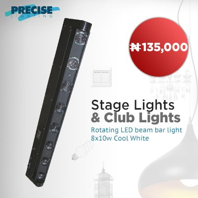 Preciselightingstore offers high grade Stage & Club Lighting, entertainment lighting, Dj lighting & many more. Visit our website to get range of stage & club lighting at reasonable rate. http://www.preciselightingstore.com/Stage-Club-Lights