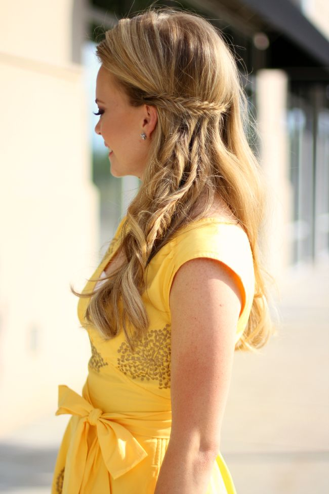 eShakti Pin-up embellished poplin dress