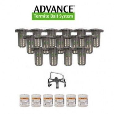 Advance Termite Bait System Pro Kit- 15/6