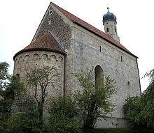 Romanische Kirchen In Bayern