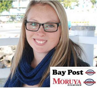 The Bay Post/Moruya Examiner welcomes Carmen McIntosh as editor. http://influencing.com.au/p/43498