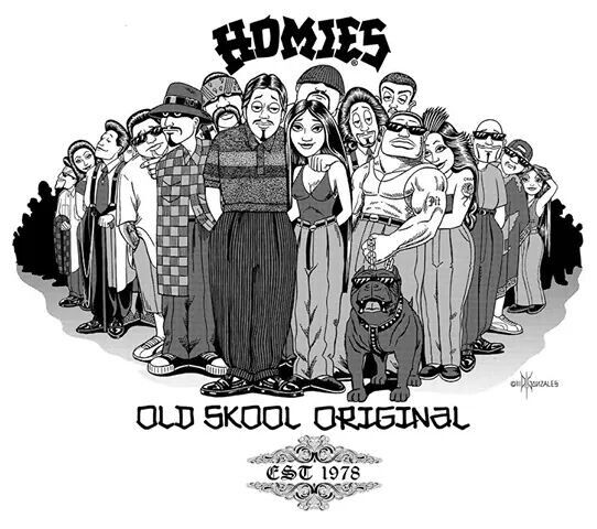 los homies coloring pages | 154 best images about HOMIES on Pinterest | Ice cream ...