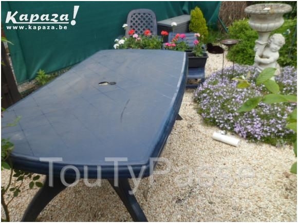 8 Cher Grande Table De Jardin Pictures Outdoor Tables Table Design Future House