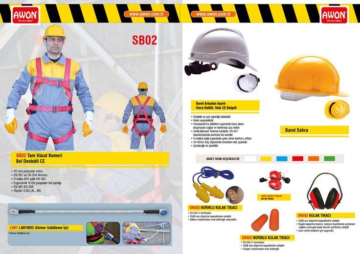 Awon iş güvenlik