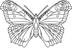 butterfly outline clipart Google