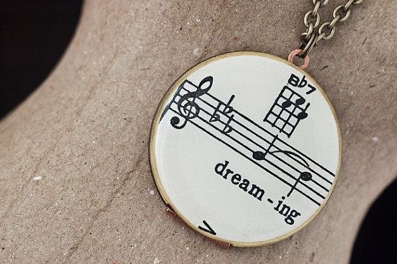 Dreaming music....