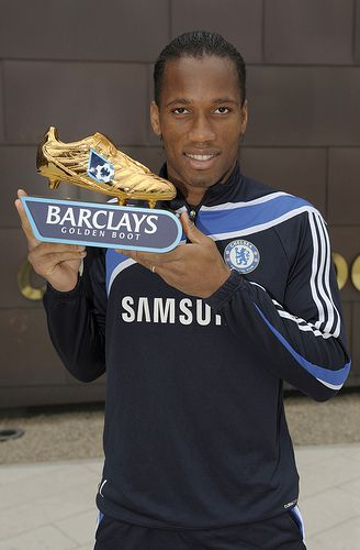 Barclays Golden Boot 2009/10: Didier Drogba (Chelsea)