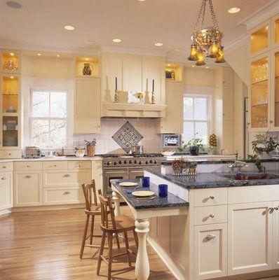 french kitchen tile   French Style kitchens ~ Kitchen Interior Design Ideas - Inspirations ...