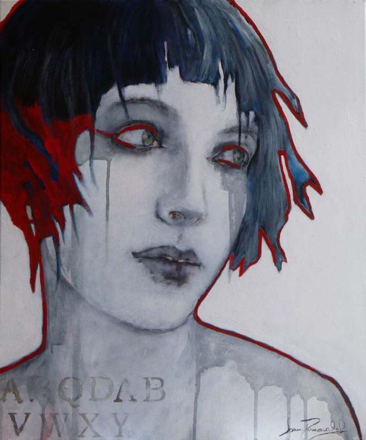 &&&  Joan Dumouchel - Contemporary Artist - Figurative Painting