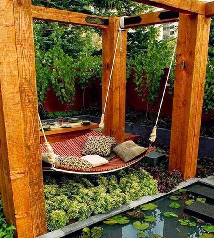 Sehe dir das Foto von Schuhfreak mit dem Titel So kann man doch mal richtig relaxen im Garten und andere inspirierende Bilder auf Spaaz.de an.