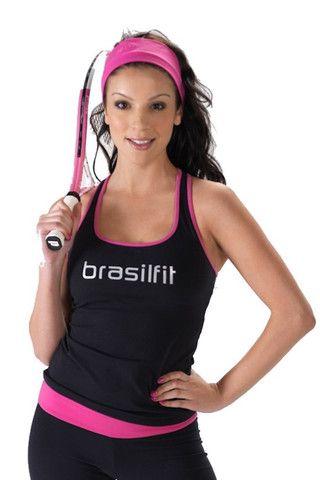 Headband, Singlet (trim) www.brasilfitusa.com