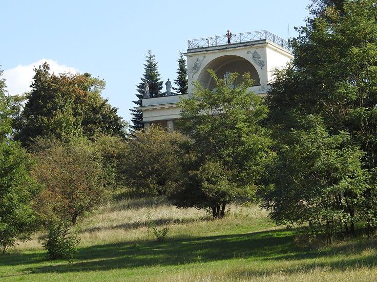 Apolonův chrám Lednicko-Valtický areál