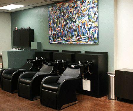 Lussuria Salon shampoo bowls. | The Lussuria Salon Home ...