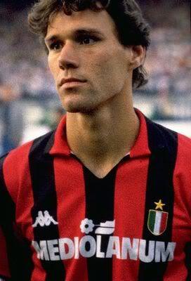 Marco Van Basten -(A.C. Milan)