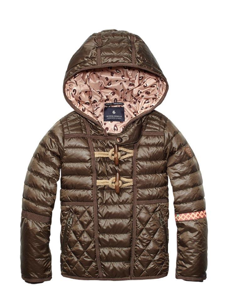 scotch r 39 belle m dchen worked out nylon jacket 149 95. Black Bedroom Furniture Sets. Home Design Ideas