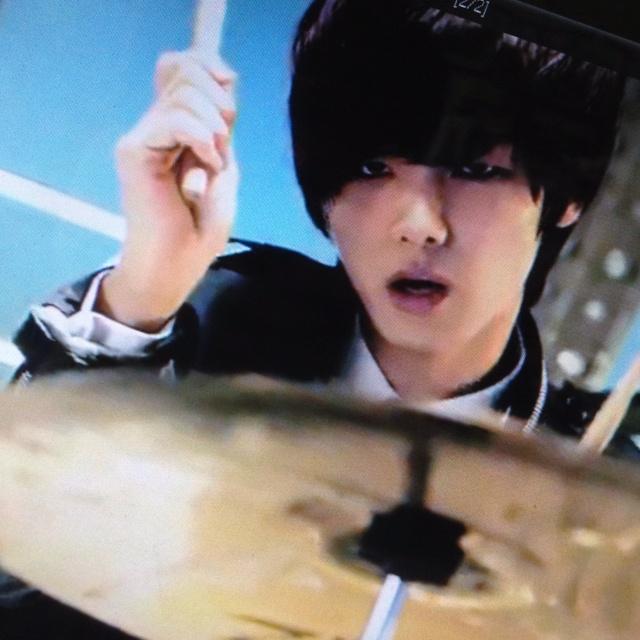 My Little Boy Kang Minhyuk #cnblue  #minhyuk #kangminhyuk #korea