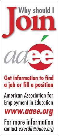 american association for employment in education - Online Teaching Jobs How To Get An Online Teaching Positions