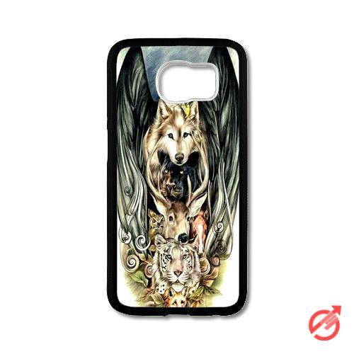Spirit Totem Animals Samsung Cases #iPhonecase #Case #SamsungCase #Accessories #CellPhone #Cover #samsung