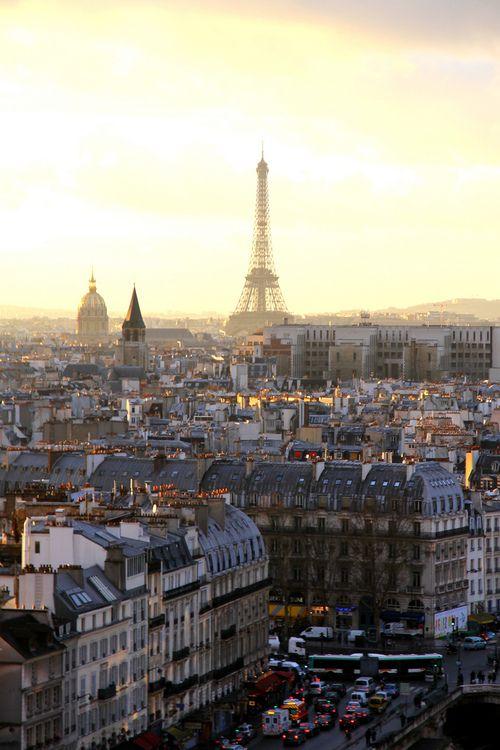 Paris. Someday.