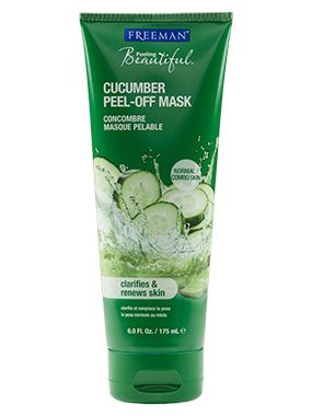 At only $4.29, this one is in my top 3! It only takes a few minutes and it leaves your skin feeling and looking AMAZING! • Cucumber Peel-Off Mask :: Freeman Beauty • Beauty Guide | DIY Suggestions for Clients of Tora Anne Imagery
