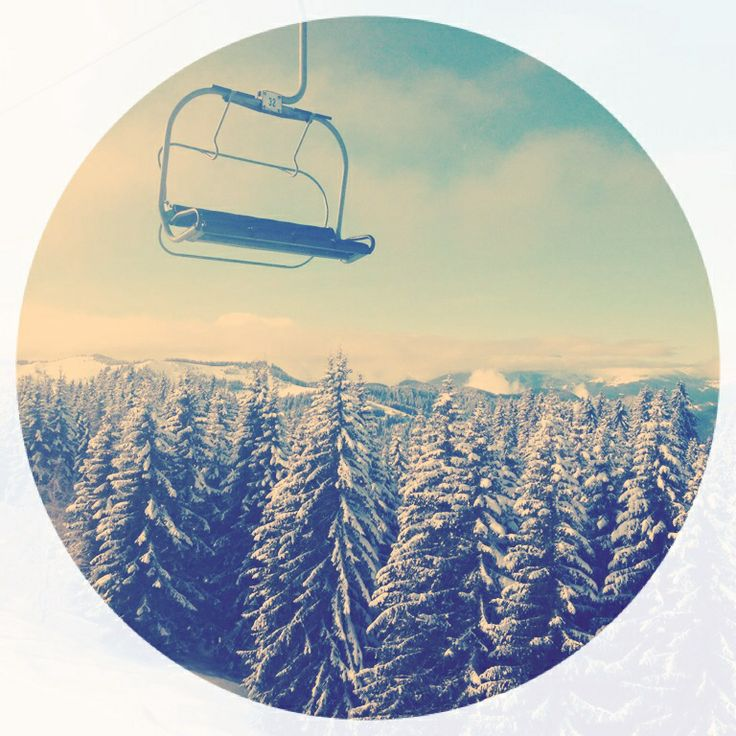 Morzine/Chairlift by Flora Carreno