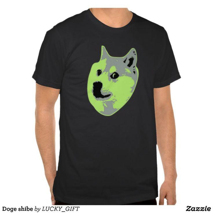 Doge shibe tee shirts. Get it on : http://www.zazzle.com/doge_shibe_tee_shirts-235920452806117750?rf=238054403704815742