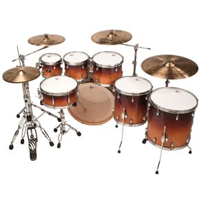 Gretsch Drums Catalina Maple 6 Piece Shell Pack With Free 8 Tom