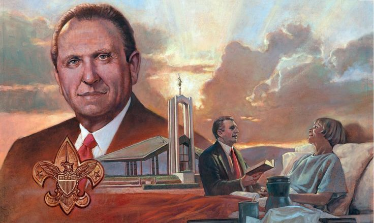 Enlace Mormón: Una corta historia de Halloween del Presidente Monson