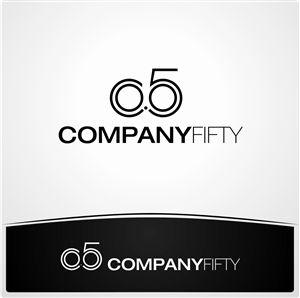 Company Fifty Logo Design  High Six Designs