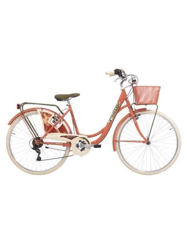 Bici da passeggio Cinzia Belle Epoque disponibile in due bellissime colorazioni vintage e completa di accessori, in offerta su Rospetto.com!  Shop online ➡️ https://goo.gl/B81tQz #ciclicinzia #bicicinzia #cinziabelleepoque #cinziavintage #citybike #bicidapasseggio #bicidadonna #bike #bicycle #cycle #bici #bicicletta #bicivintage #summer #sport
