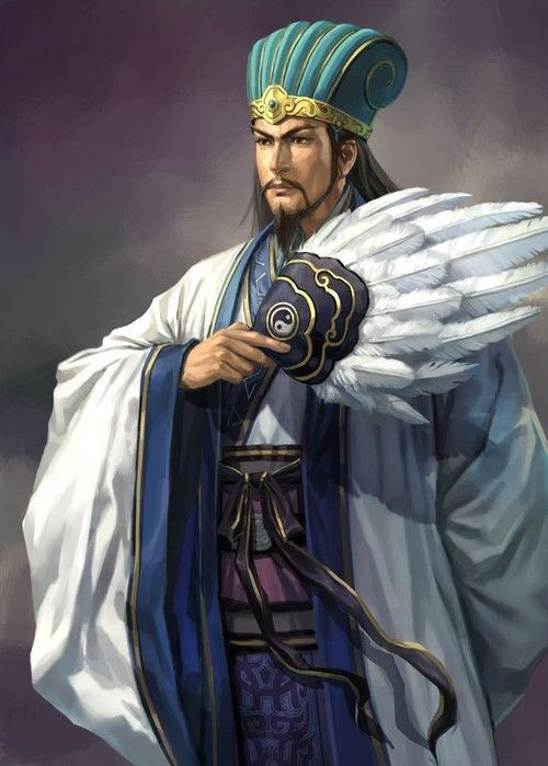 Zhuge Liang by CT-115.deviantart.com on @DeviantArt
