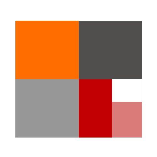 Kleuren warme kleuren donkere kleuren en contrast ontwerp kantoorgebouw intvervast pinterest - Koele kleuren warme kleuren ...